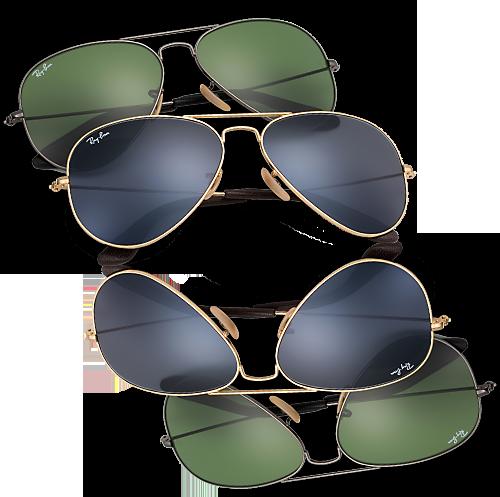 2a362fc164e338 Ray-Ban Aviator zonnebrillen